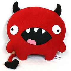 Plush Monster